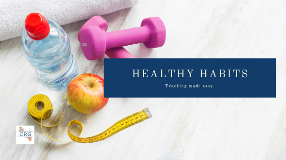 Healthy Habits: Tracking Made Easy