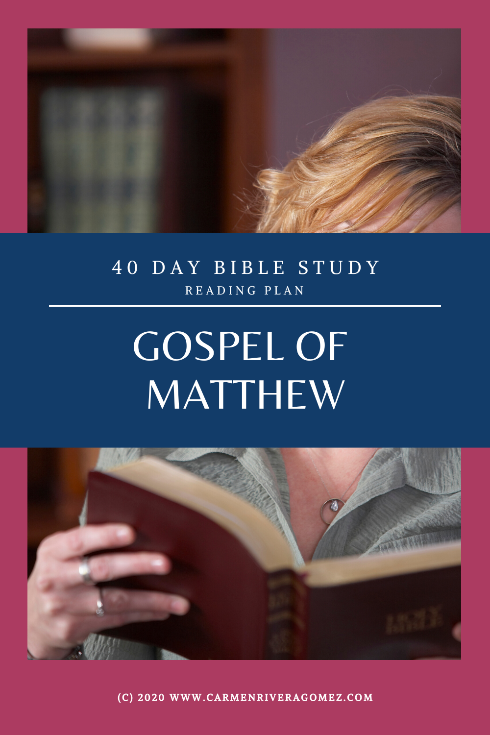 bible study gospel of matthew