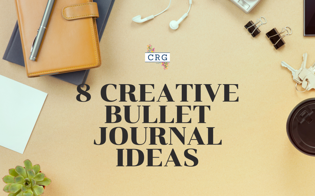 8 Creative Bullet Journal Ideas