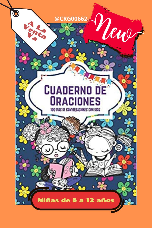 prayer journal for girls in spanish