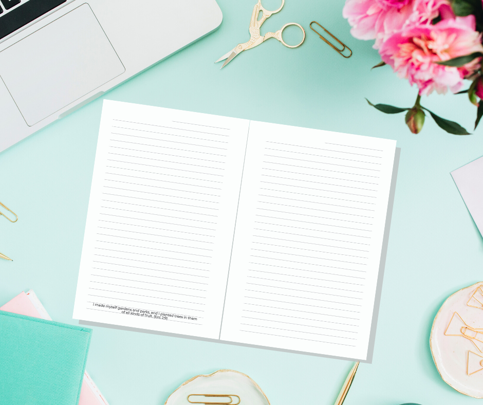spiritual journal for women