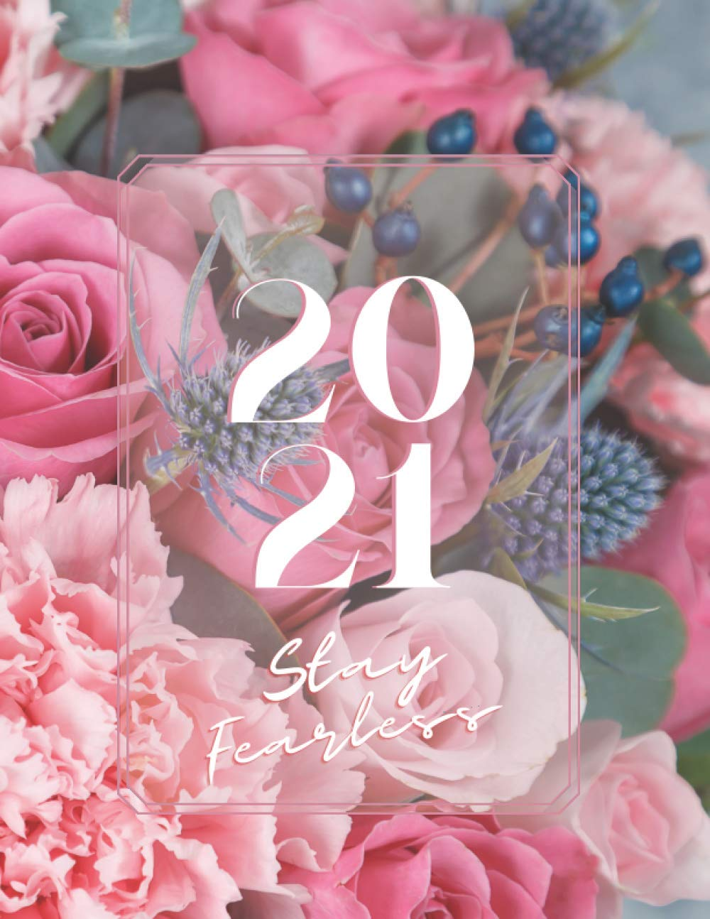 2021 weekly planner for women